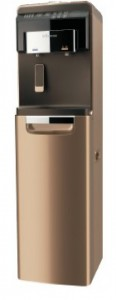 Pou water dispenser, direct piping @ $688, coffee brown